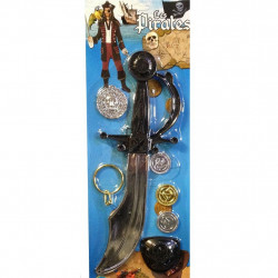 EPEE PIRATE 32 CM + ACCESSOIRES