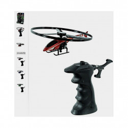 HELICOPTERE LANCEUR 9 METRES
