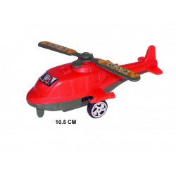 HELICOPTERE 10.5 CM FRICTION