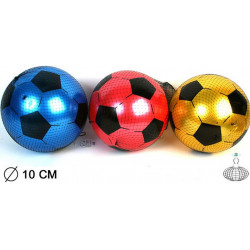 BALLON DE FOOT GONFLABLE DIAMETRE 10 CM