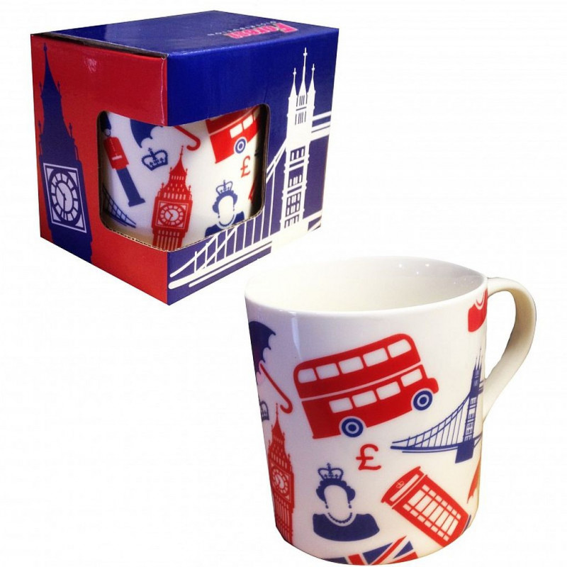 MUG DECOR LONDRES