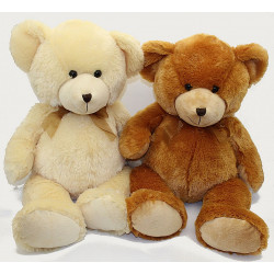 PELUCHE OURS 70 CM