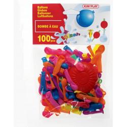 BALLONS BOMBES A EAU x 100