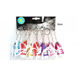 PORTE CLE BASKET FASHION 8 CM