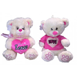 PELUCHE OURS 27 CM