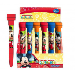 STYLO BULLES TAMPON MICKEY