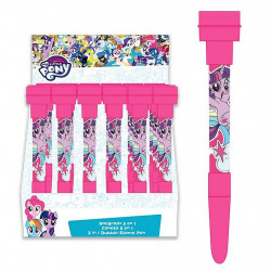 STYLO 3 EN 1 LITTLE PONY BT24