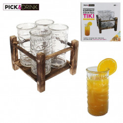 COFFRET COCKTAIL 4 VERRES