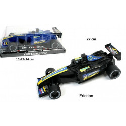 VOITURE COURSE 27 CM FRICTION