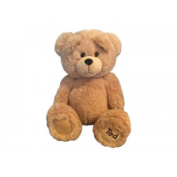 PELUCHE OURS TED 28 CM