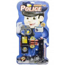 PANOPLIE POLICE GUN SET
