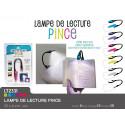 LAMPE DE LECTURE PINCE
