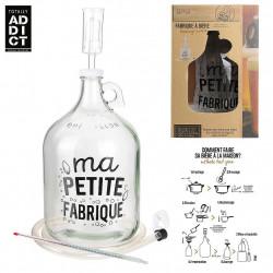 COFFRET FABRIQUE A BIERE KIT 3.7 L