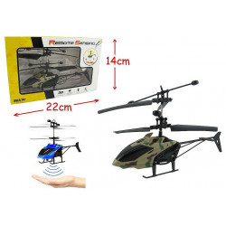 HELICOPTERE VOLANT SUSPENSION USB