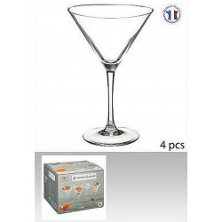 COFFRET DE 4 VERRES COCKTAIL 30 CL