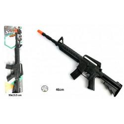 FUSIL M16 BRUITEUR 46 CM
