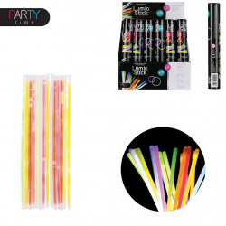 TUBE DE 15 LUMINOSTICKS PHOSPHORESCENTS