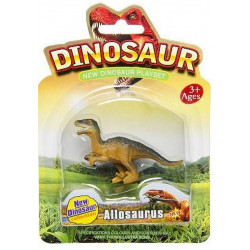 DINOSAURE PVC 7 CM A COLLECTIONNER