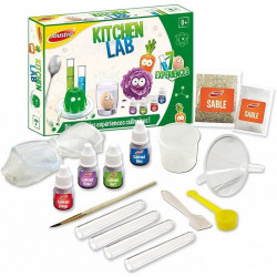 COFFRET KITCHEN LAB JOUSTRA