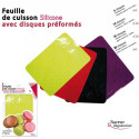 FEUILLE CUISSON POUR MACARONS