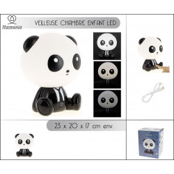 VEILLEUSE LED PANDA USB