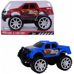 VOITURE 4X4 A FRICTION 20 CM
