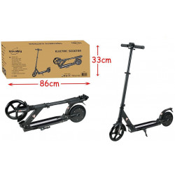TROTTINETTE ELECTRIQUE INOVALLEY PLIABLE