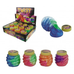 POT DE SLIME MULTI-COULEURS