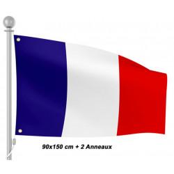 DRAPEAU FRANCE 90X150 CM