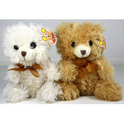 OURS PELUCHE 18 CM