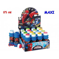 MAXI BULLE DE SAVON SPIDERMAN 175 ML