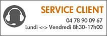 Service client BBI Pour les Pros