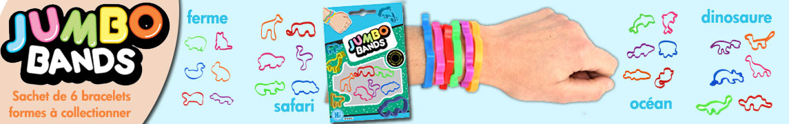 Bracelets Jumbo Buddy Band