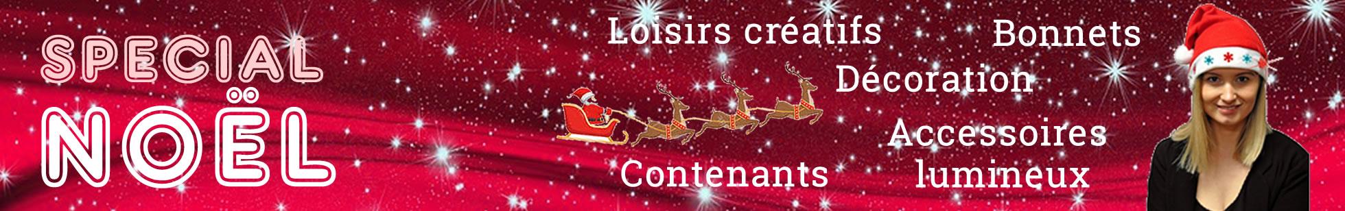 Noël se prépare dès maintenant...!